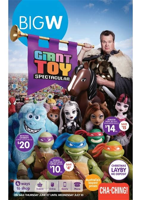big toys big w toys sale catalogue 2013