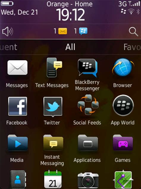 themes blackberry os 7 blackberry torch theme with os 7 icons by rossy92 on