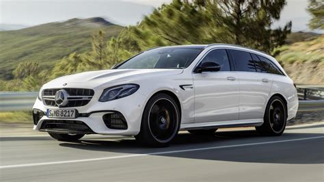 E 63 S by Mercedes Amg E 63 S Is De Snelste Station Ter Wereld Topgear