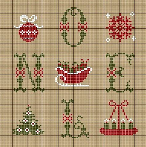 christmas patterns on pinterest stitch patterns free cross stitch patterns and christmas