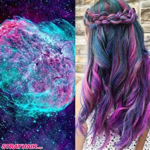 with hair different colour to pubic hair amazing aurora borealis hair color strayhair