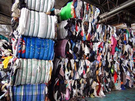 Wardrobe Recycle by Sustainability Series What Really Happens To The Clothes