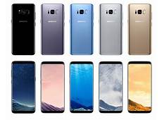 Samsung Galaxy S7 vs S8