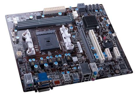 Motherboard Ecs A68f2p M4 Soket Fm2 Berkualitas ecs announces the whole new amd fm2 platform motherboards legit reviews