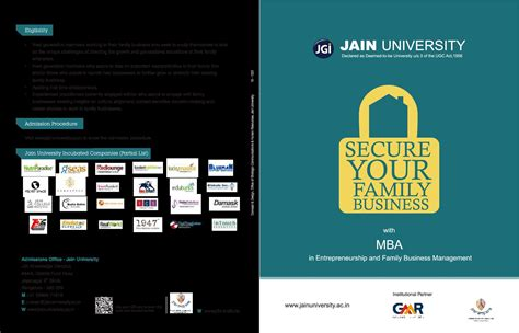 Entrepreneurship Development Pdf For Mba by Jain Ju Bangalore Admissions Contact