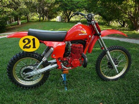 rc motocross brad lackey honda rc 450 cc 1978 motos oficiales mx