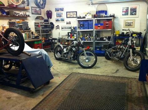 Motorcycle Garage by Motorcycle Garage Shop Ideas Garage