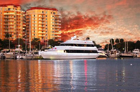 yacht starship dining cruises restaurant channelside tampa