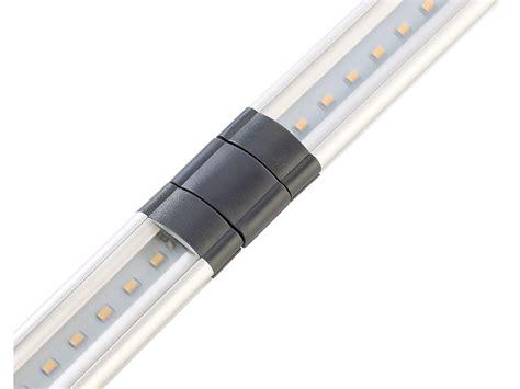 led unterbauleuchte luminea schrank leuchten verbindungsst 252 cke f 252 r led