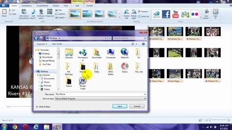 tutorial windows media movie maker how to convert windows live movie maker into windows media