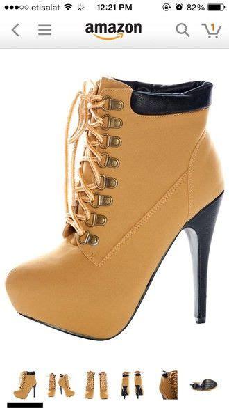 timberland high heel work boots 25 best ideas about timberland heels on