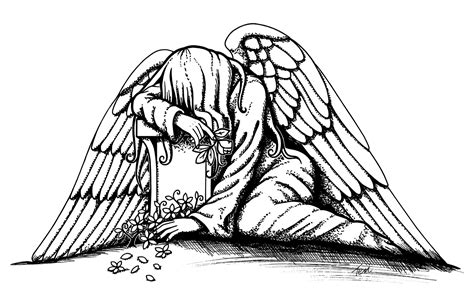 weeping angels coloring page crying angel coloring pages