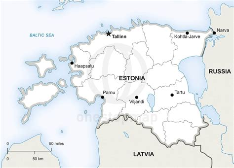 estonia on world map estland karte st 228 dte