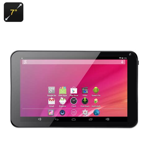 Tablet Ram 1gb Termurah ips screen 7 inch tablet cpu 1gb ram hdmi out