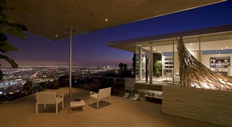 los angeles homes with a view by mcclean design modern