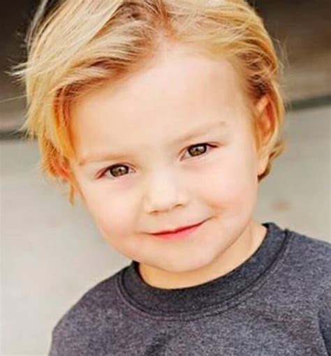 fine hair and boys the 25 best toddler boys haircuts fine hair ideas on