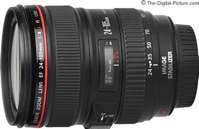 Lensa Canon Ef 24 105 F 4l Is Usm canon ef 24 105mm f 4l is usm lens review