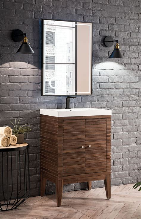 james martin linden single   modern bathroom