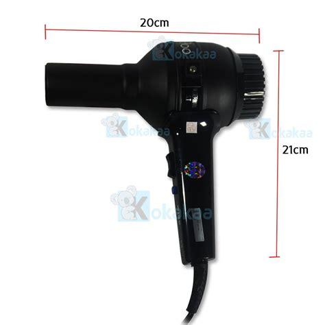 Wigo Hairdryer Taifun 900 Hitam wigo hair dryer taifun windblow 900 bundle corong hitam