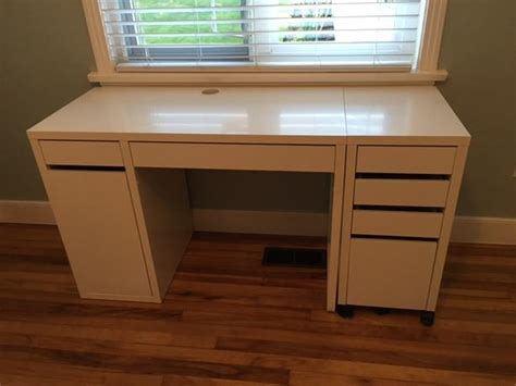 Furniture Kitchener Waterloo by Ikea Desk Filing Cabinet And Chair Saanich Victoria