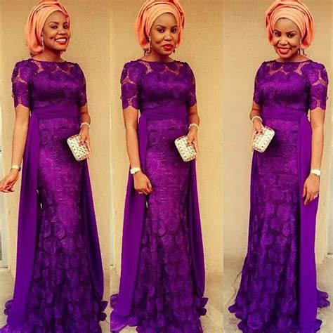 nigeria leatest pleat hairstyle latest lace gown styles in nigeria naija ng