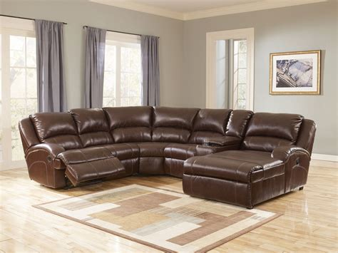 Black Leather Reclining Sectional Sofa Reclining Sectional Sofas With Chaise Lounge Hereo Sofa