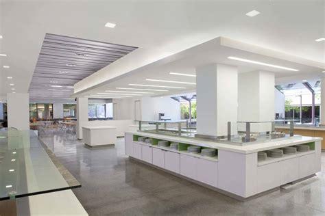 cafeteria interior design corporate cafeteria de meza architecture