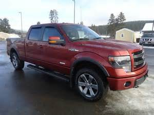 2014 ford f 150 fx4 supercrew w luxury package ecoboost
