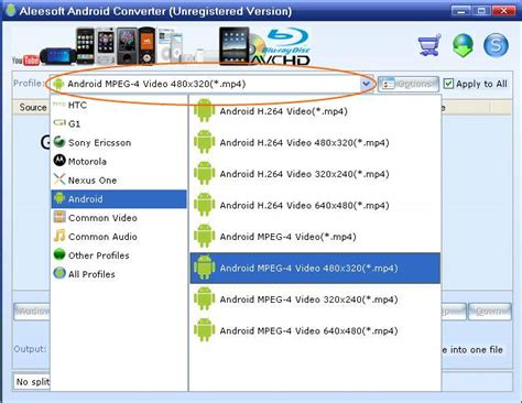 converter format video android mp4 to android converter how to convert mp4 to android
