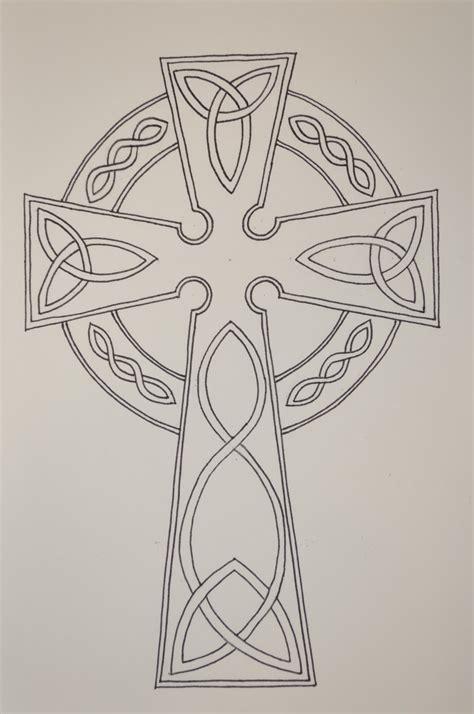 celtic cross tattoos tumblr summertime ink celtic cross