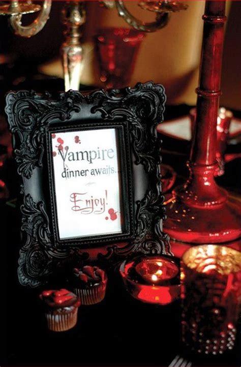 dramatic halloween table decor ideas home design
