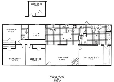 4 bedroom modular home floor plans bedroom modular home plans simple floor br with 4 double