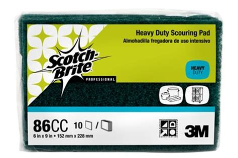 Command Scouring Pad 3m manufacturing industrial scotch brite heavy duty