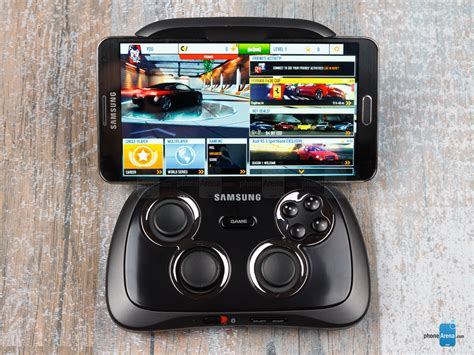 samsung bluetooth gamepad samsung android wireless gamepad on phonearena reviews