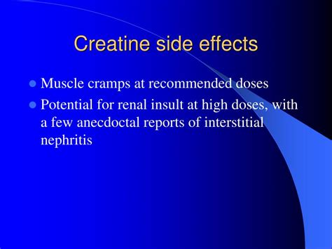creatine effects side effects of creatine driverlayer search engine