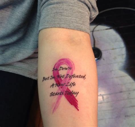 beating cancer tattoo designs 14 best tattoos images on
