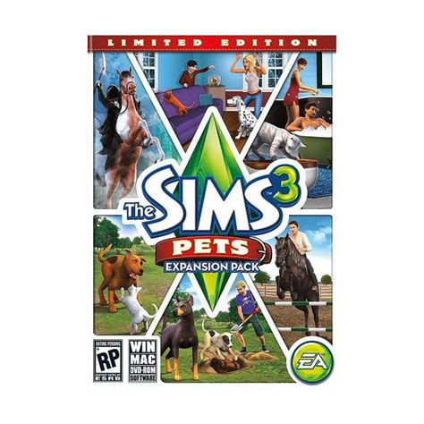 Sims 3 Pets Expansion Pack | the sims 3 pets 2011 preview