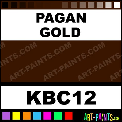 pagan gold kandy basecoats airbrush spray paints kbc12 pagan gold paint pagan gold color