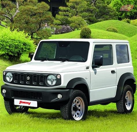 maruti jeep maruti 2018 price in india launch date