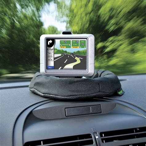 dash mount nav mat portable gps dash mount bracketron