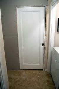 home depot pocket door framing a pocket door keeping drywall in place the
