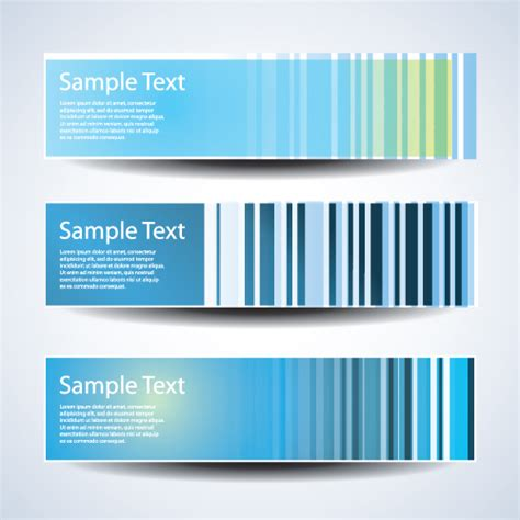 http www topcard tag templates pic m header card desig jpg abstract blue header banners design vector set 01 free