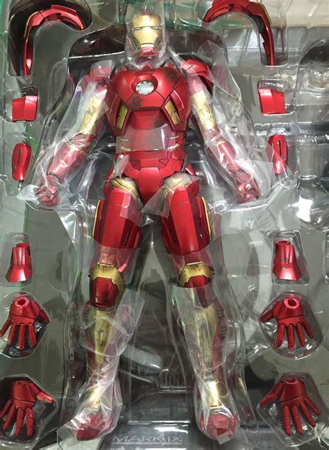 1 6 Scale Toys Mms311 Iron 3 Pepper Potts Set W A 1 6 toys mms311 marvel iron 3 mk9 ix figure ebay