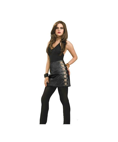 Fashion Advice How To Dress Like A Rock The Budget Fashionista 3 3 by Rocker Skirt Costume Costume