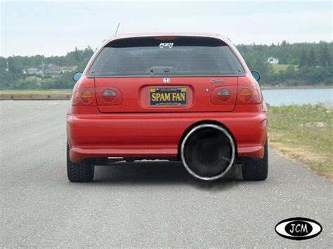 Huge Exhaust Tip On Gasser Ford Truck Enthusiasts Forums