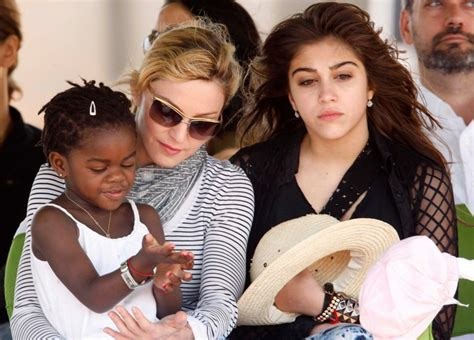 Banda Anak Bridal madonna admits she is in malawi but denies she was trying to adopt two more children despite