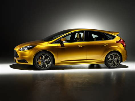 2011 ford focus st in4ride 2011 ford focus st power details revealed