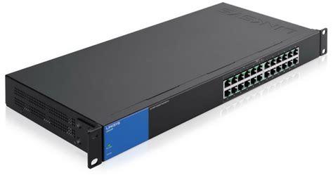 Linksys Switch Lgs124p Ap 24 Port Rackmount Gigabit Poe Switch linksys lgs124p 24 port business gigabit poe switch review