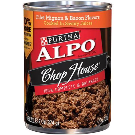 Alpo Chop House Originals Wet Dog Food