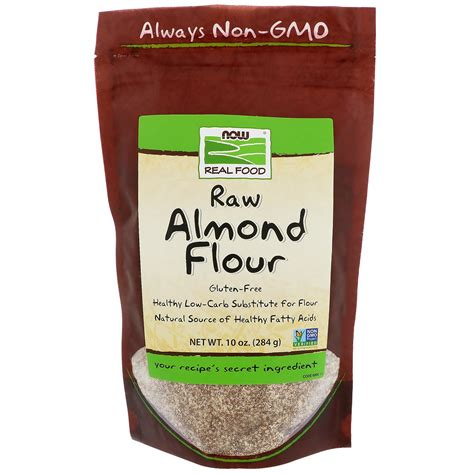 flaxseed meal substitute for almond flour